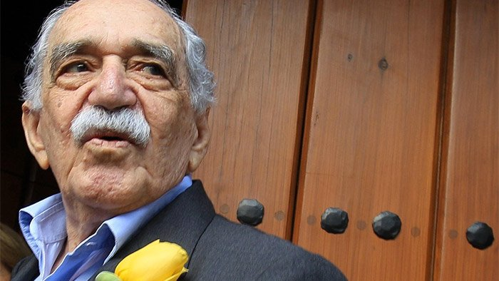 April 17, 2014 – A walk with Gabo
