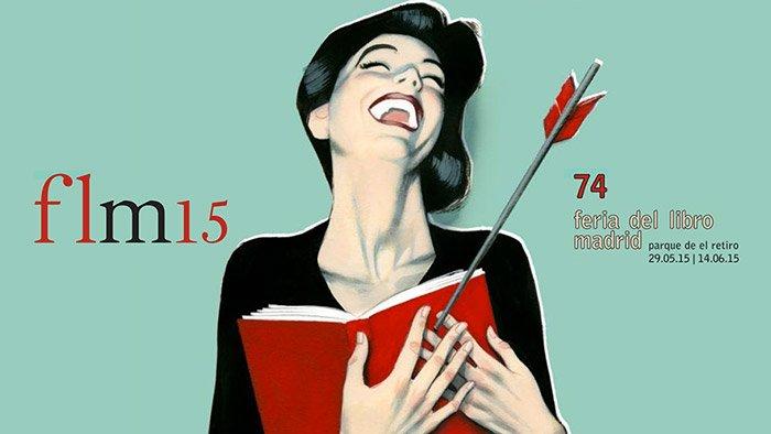 Feria del Libro de Madrid (2015)