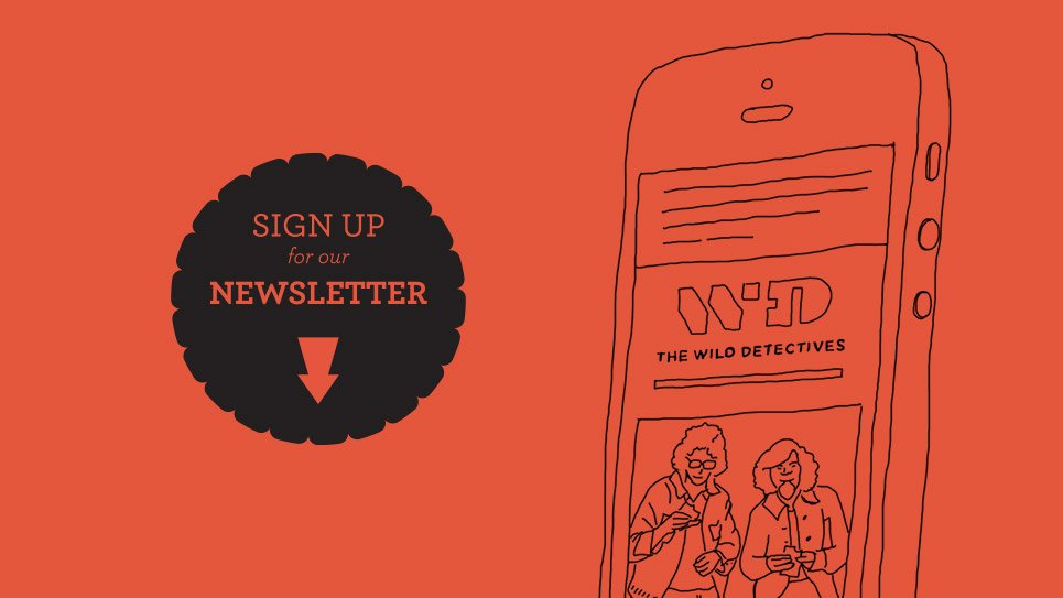 Don't miss a thing, sign up for our newsletter