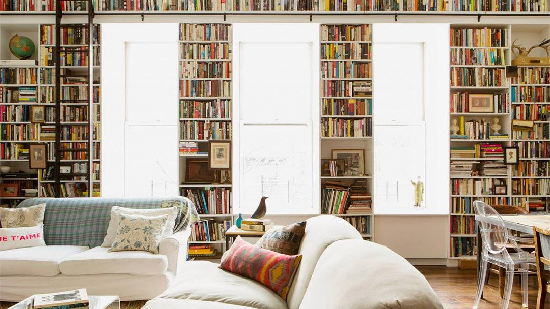 How to Create the Perfect Reading Room