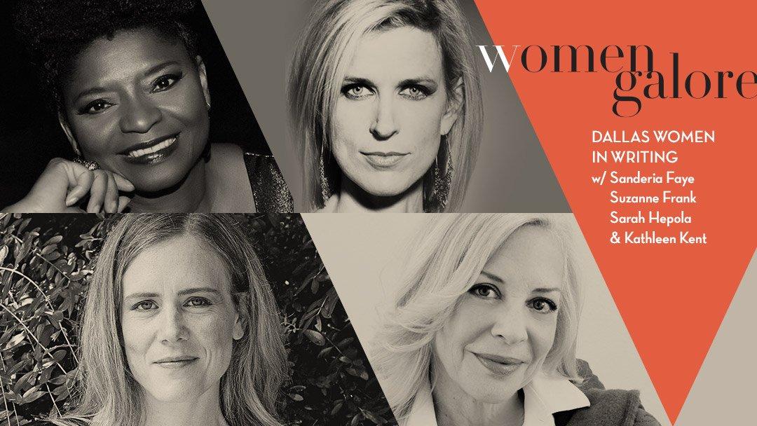 Women Galore – Women in Writing