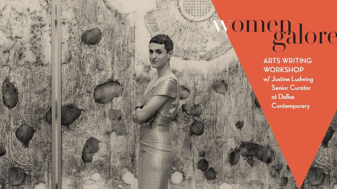 Women Galore – Justine Ludwig