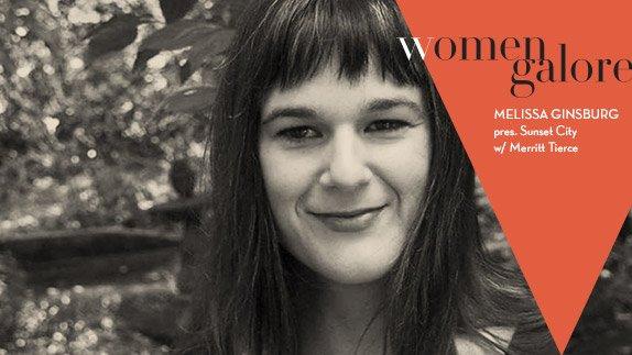 Women Galore – Melissa Ginsburg