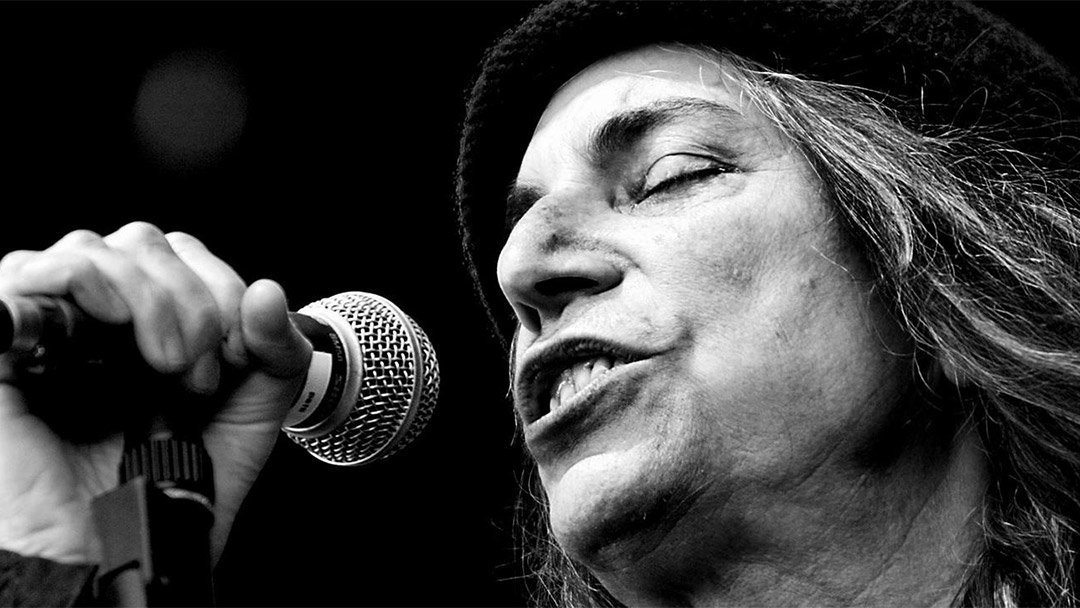 Patti Smith – Horses. Live at Electric Lady Studios.