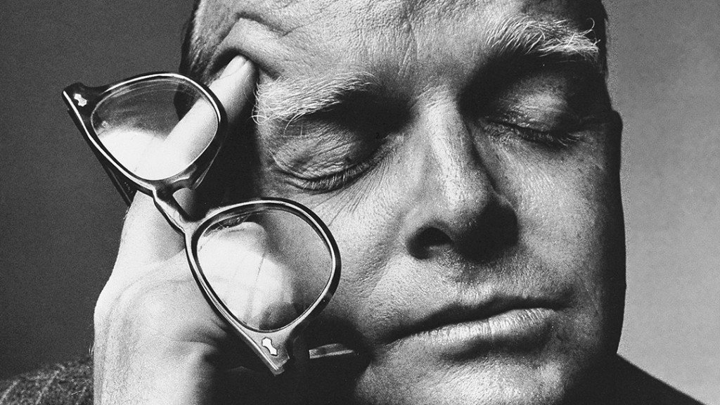 Happy Literature - Truman Capote