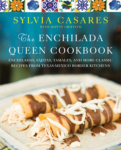 The enchilada queen cookbook
