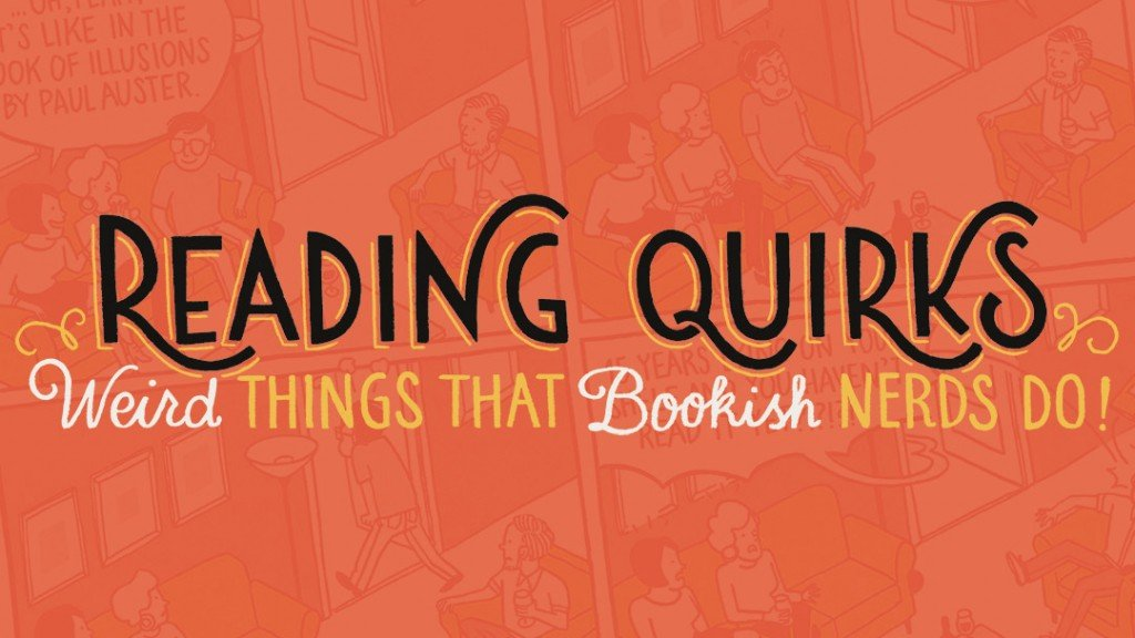 Reading Quirks #01 - #03