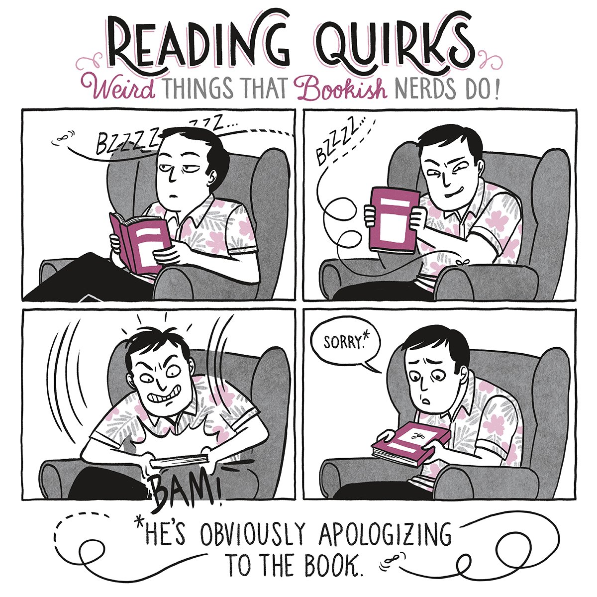 Reading Quirks #02