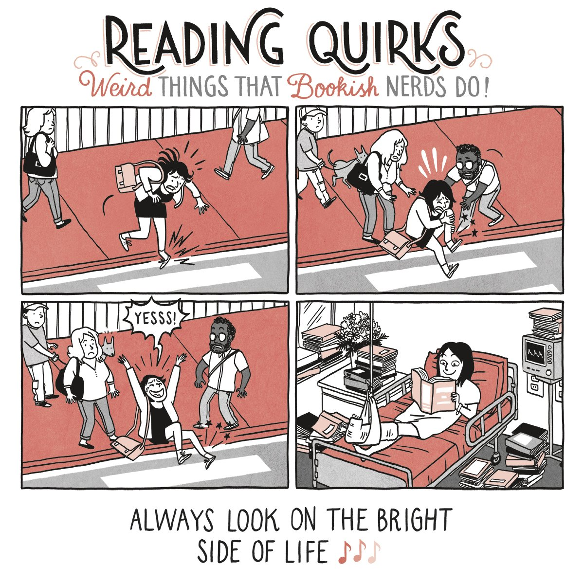 Reading Quirks #04