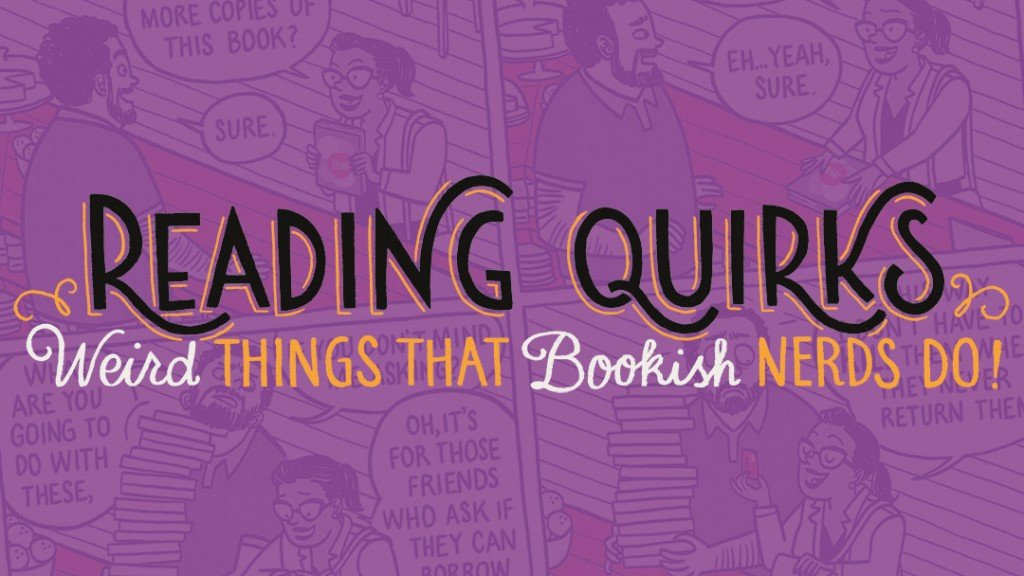 Reading Quirks (08-12)