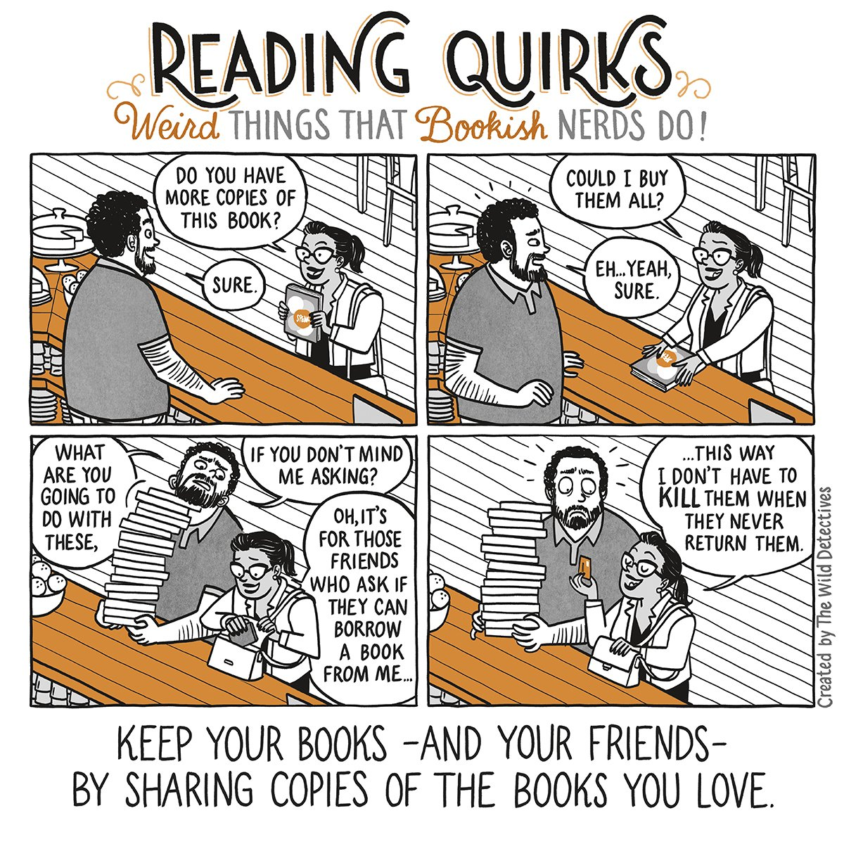 Reading Quirks #09