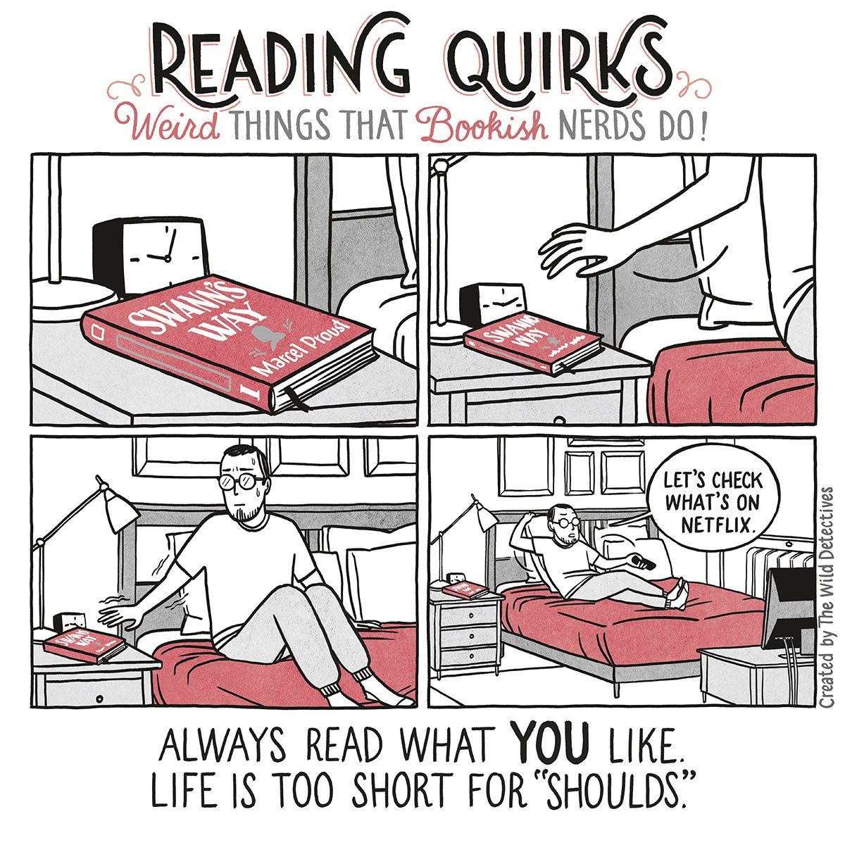 Reading Quirks #10