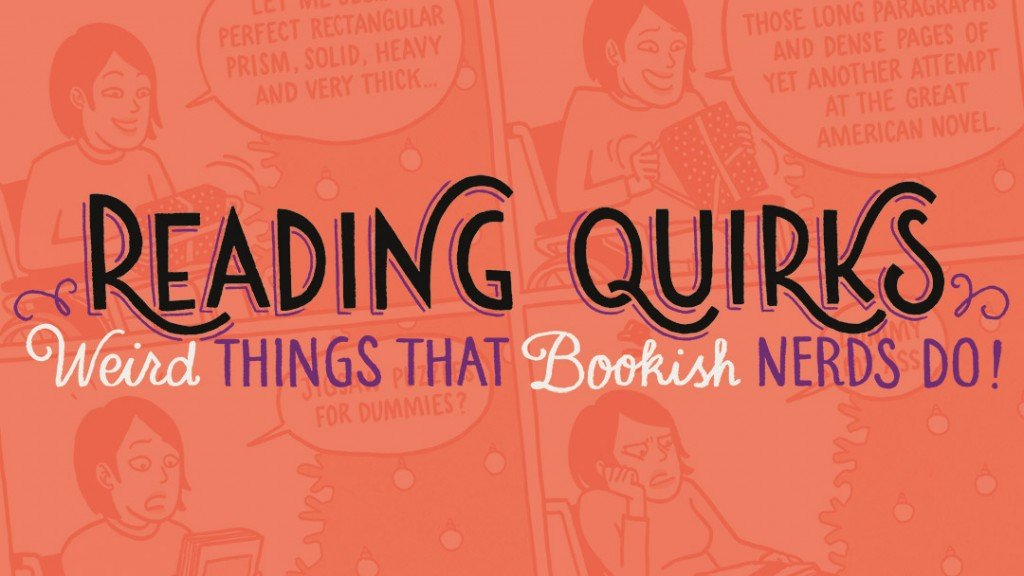 Reading Quirks (13-16)