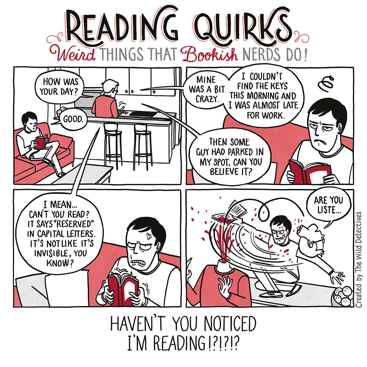 Reading Quirks #17
