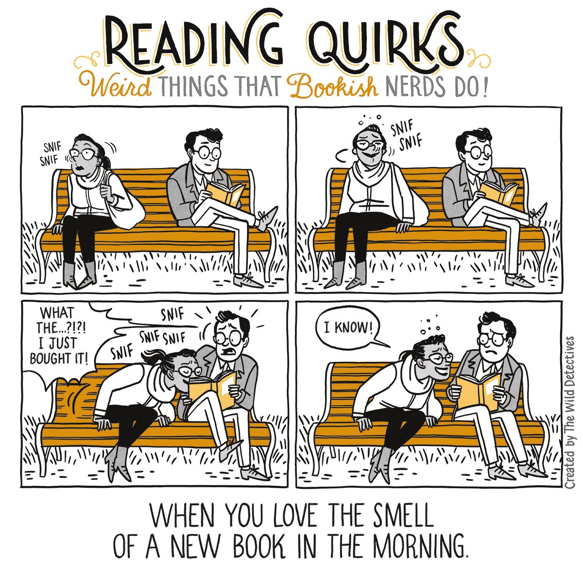 Reading Quirks #19