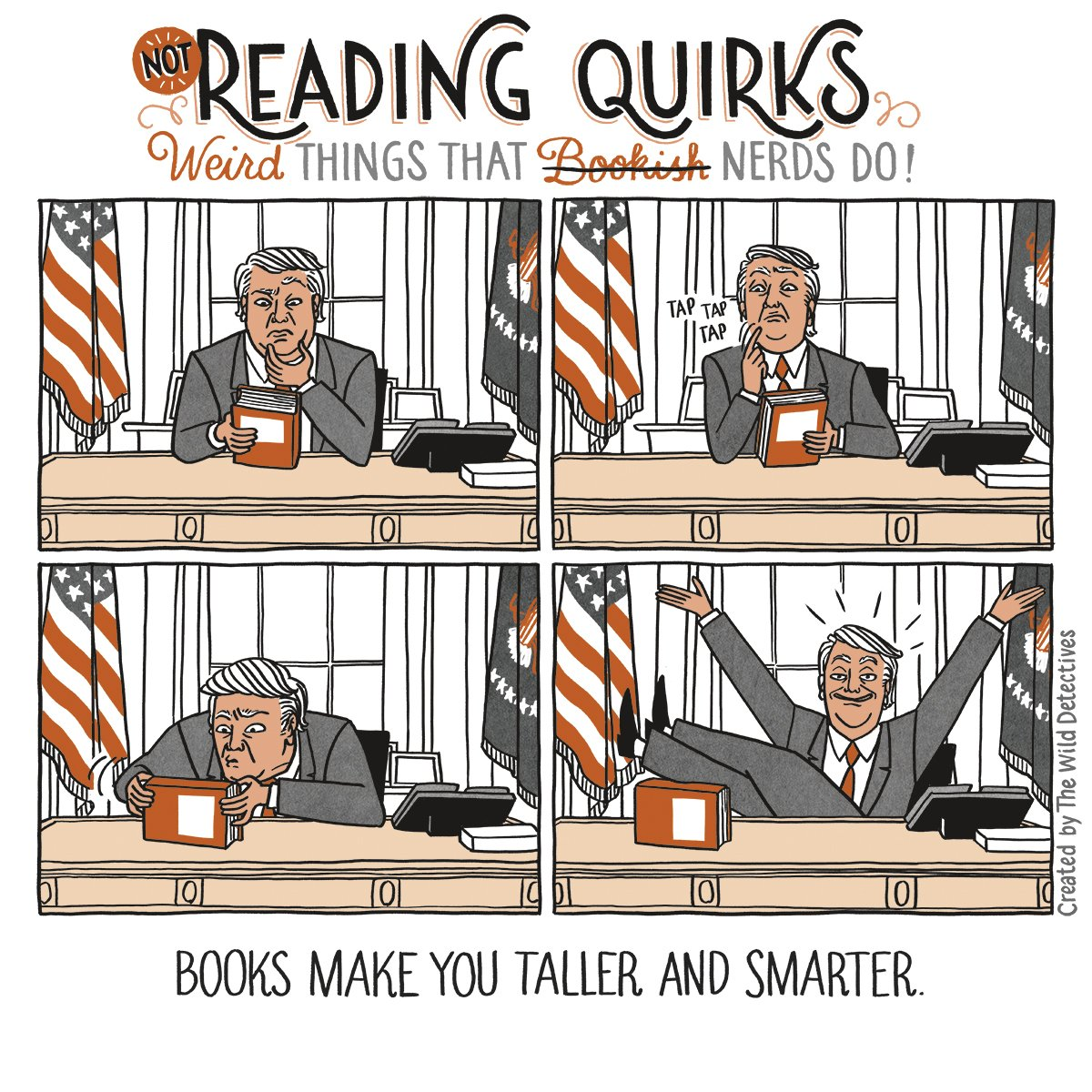 Reading Quirks #20