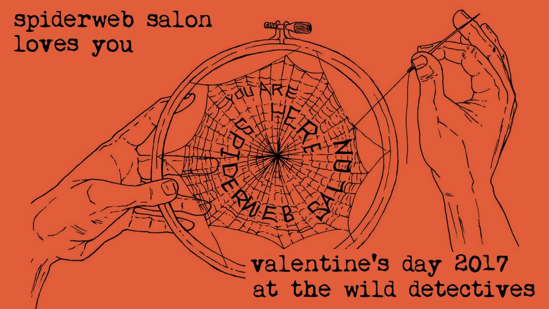 Spiderweb Salon at The WD