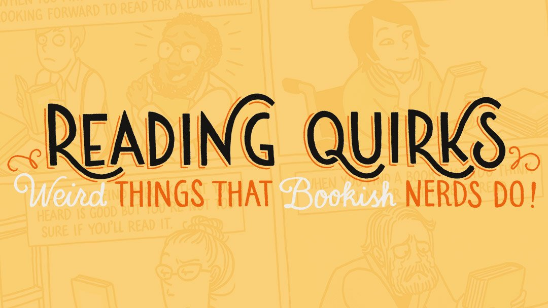 Reading Quirks (21-24)