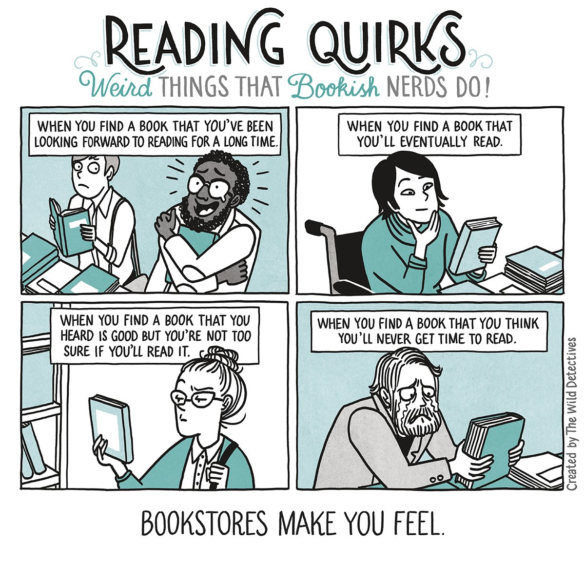 Reading Quirks 21