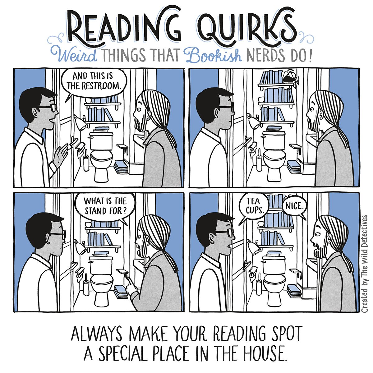 Reading Quirks 24