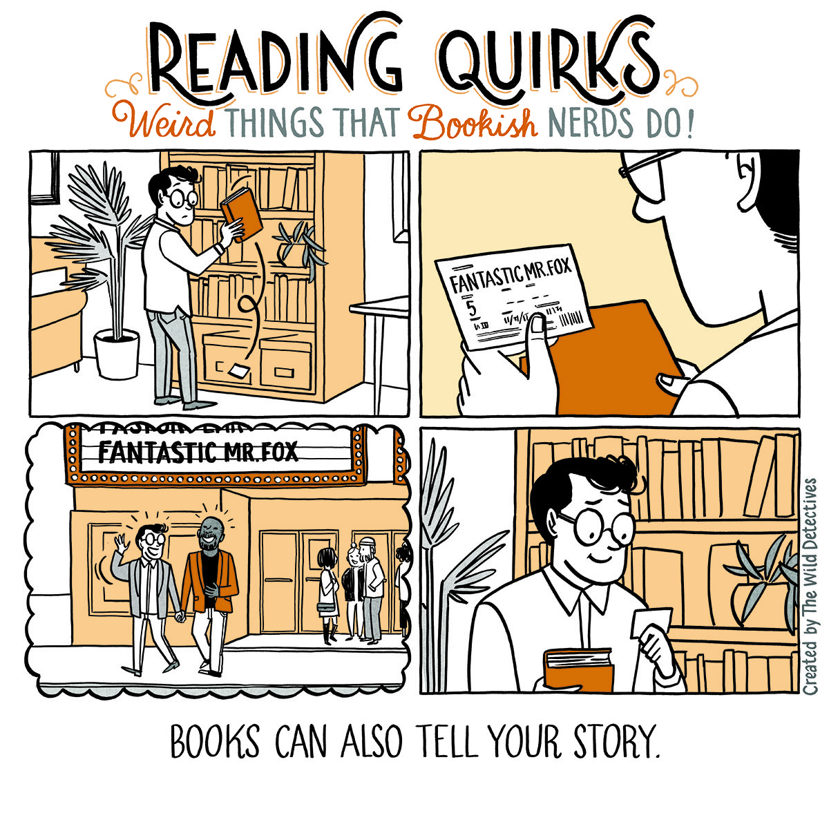 Reading Quirks 29