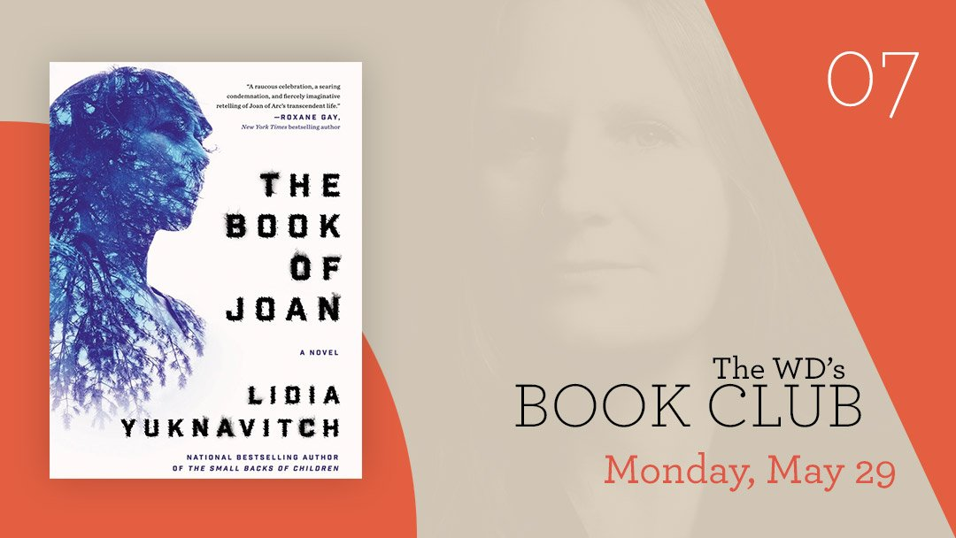 The WD' Book Club: The Book of Joan