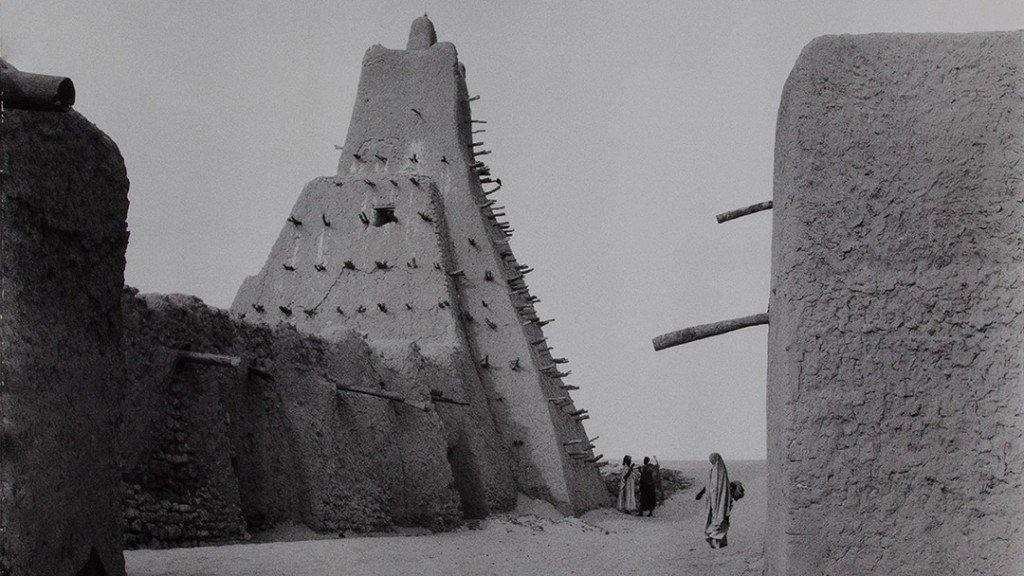 Mezquita de Sancoré, Mali