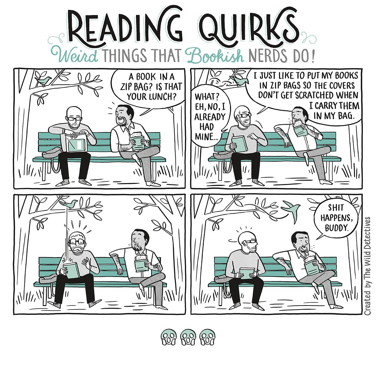 Reading Quirks 35