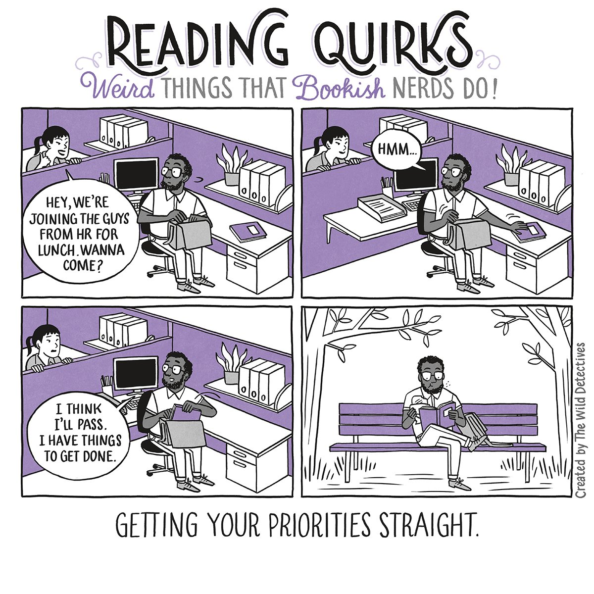 Reading Quirks 36