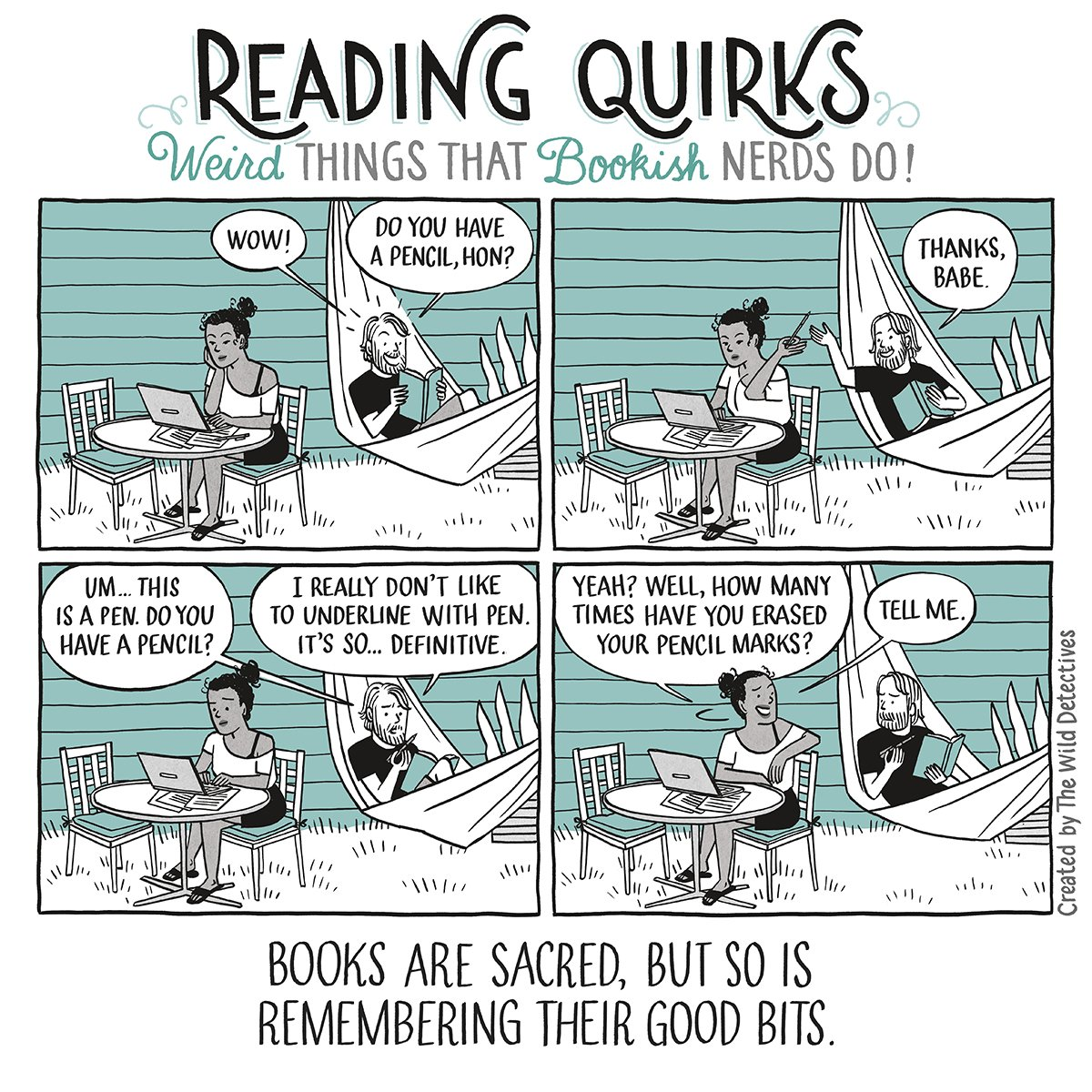 Reading Quirks 38
