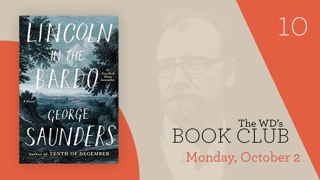Book Club – Lincoln in the Bardo
