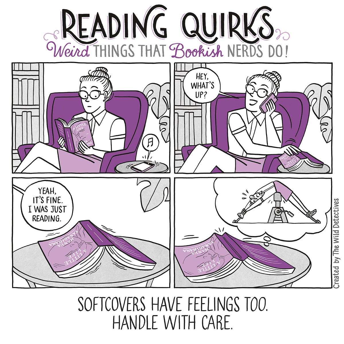 Reading Quirks #47