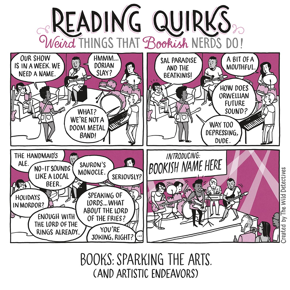 Reading Quirks #50