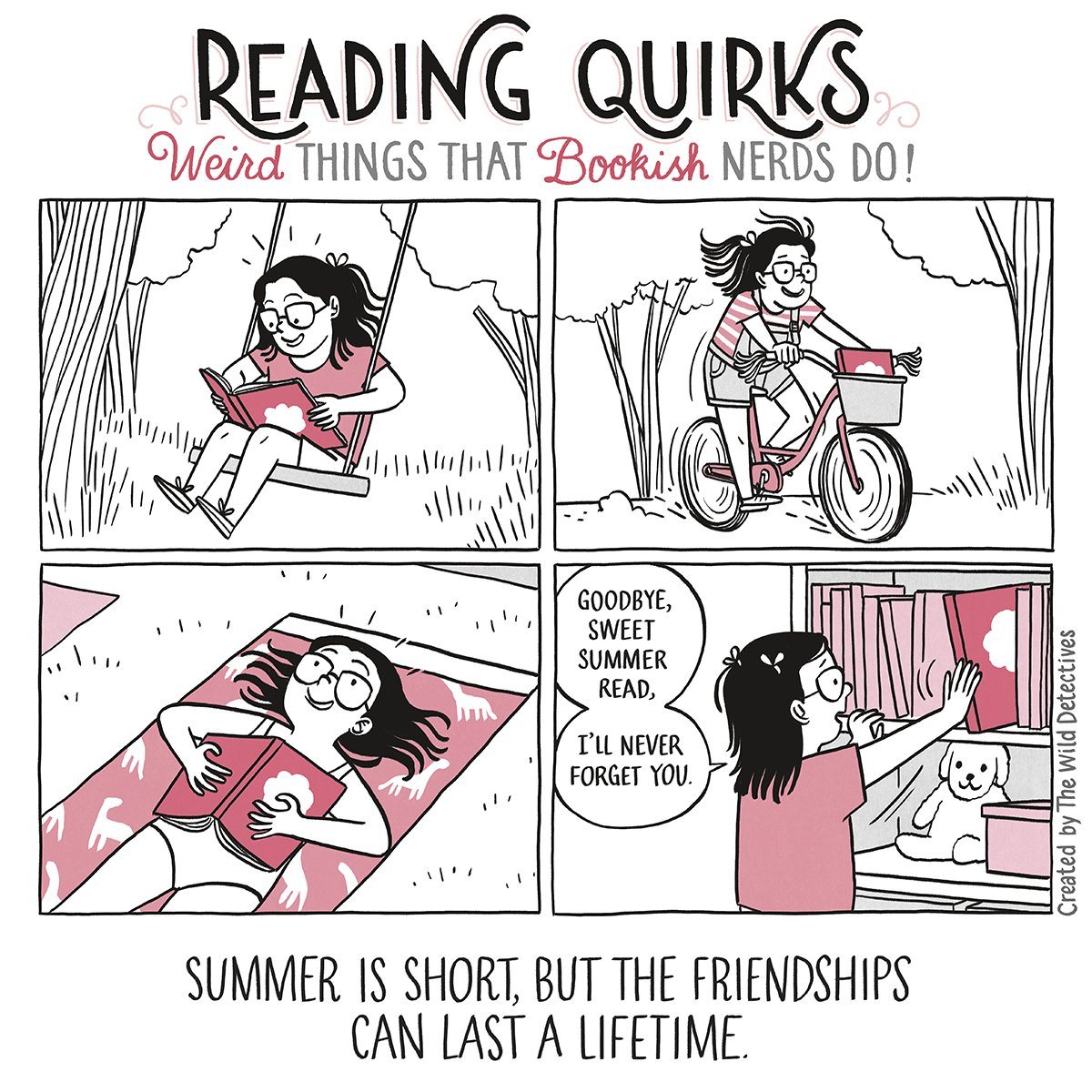 Reading Quirks #51