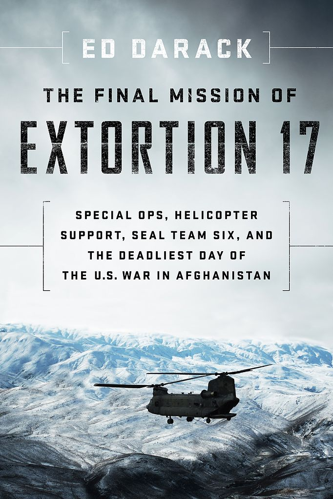 CANCELED: Ed Darack – The Final Mission of Extortion 17