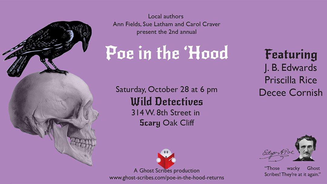 Poe In The Hood
