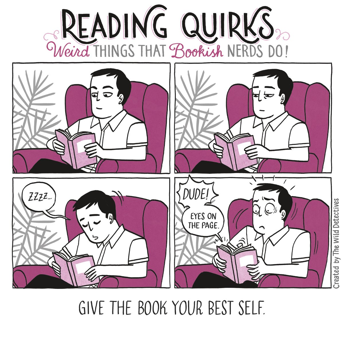 Reading Quirks #52