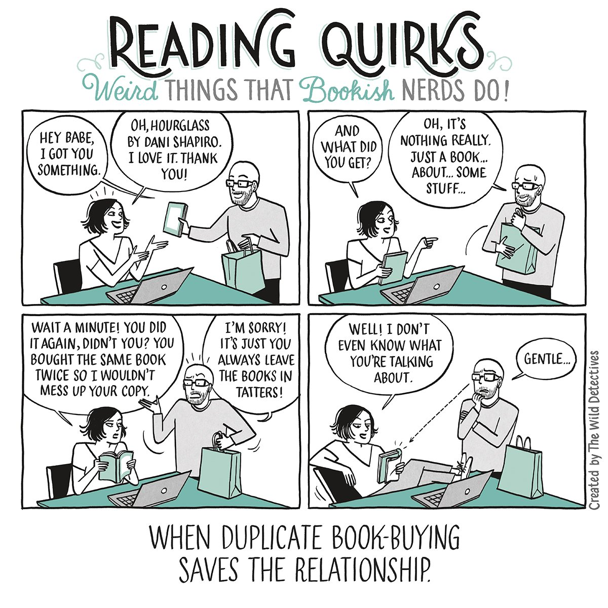 Reading Quirks #53