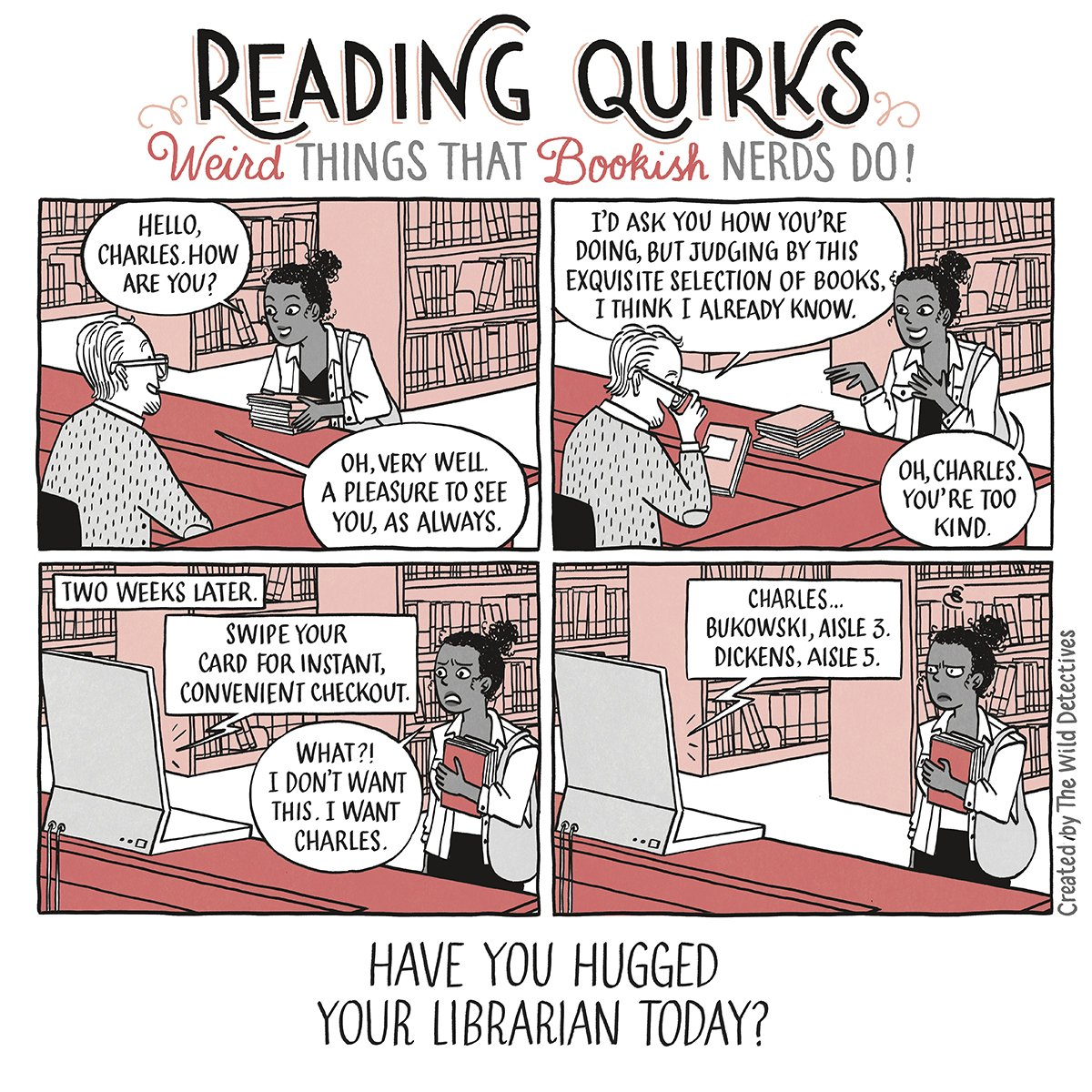 Reading Quirks #54