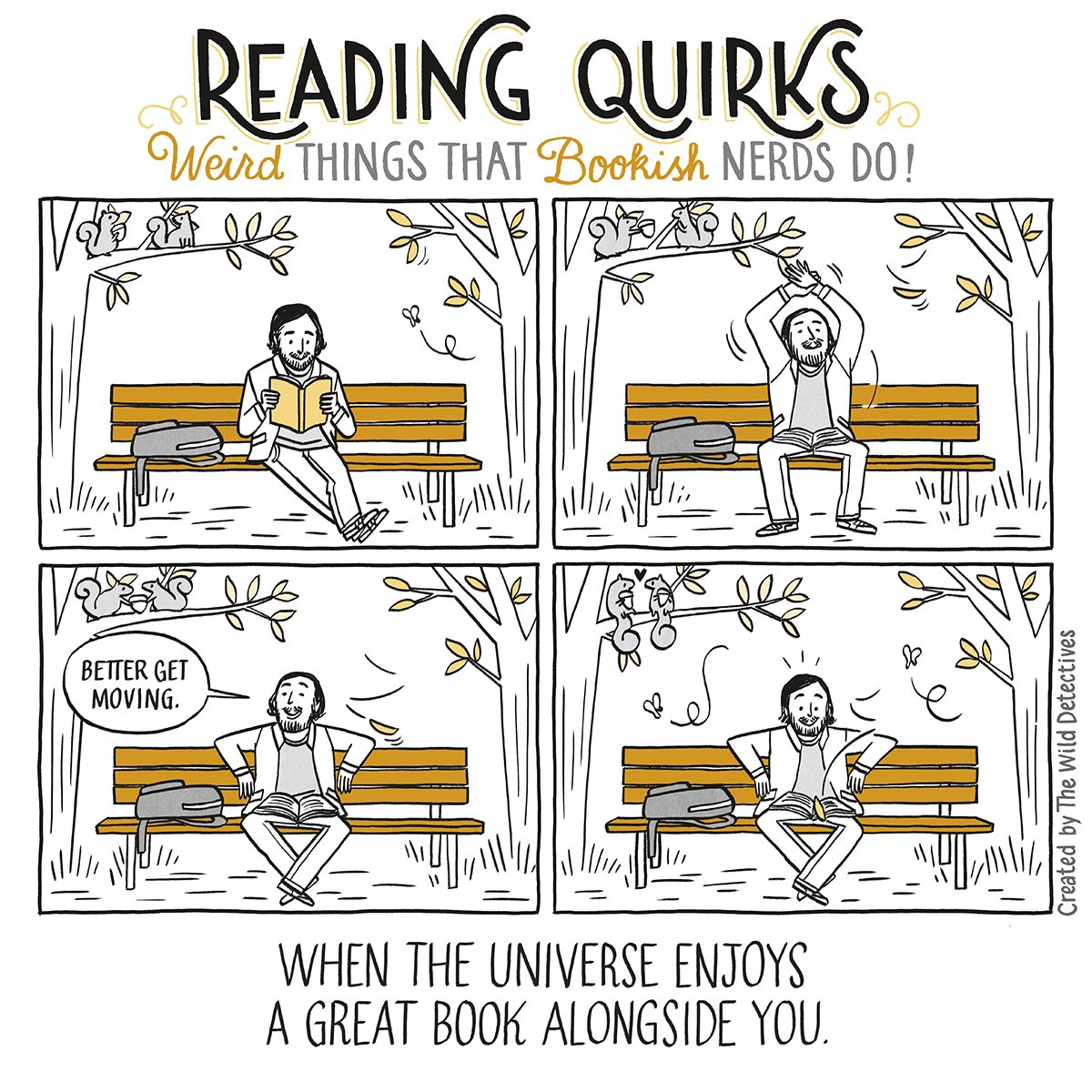 Reading Quirks #55
