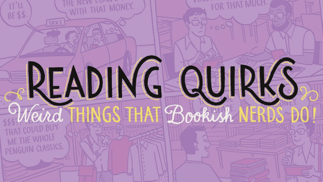 Reading Quirks (56-59)