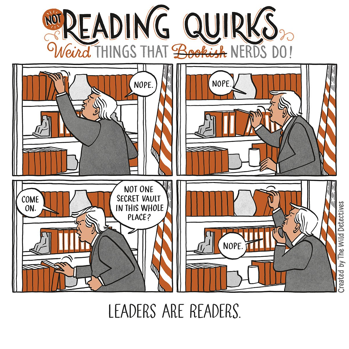 Reading Quirks #59