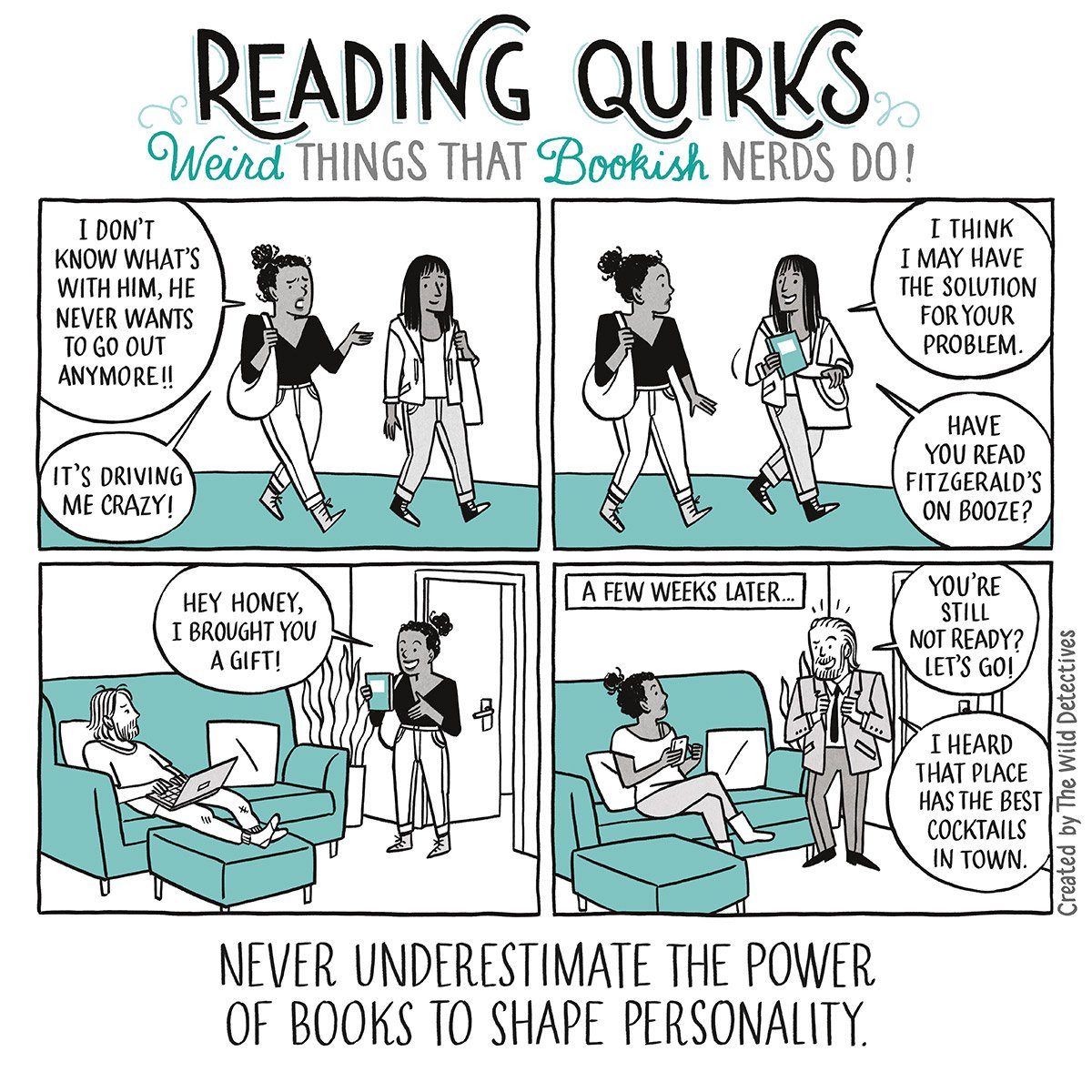 Reading Quirks #58