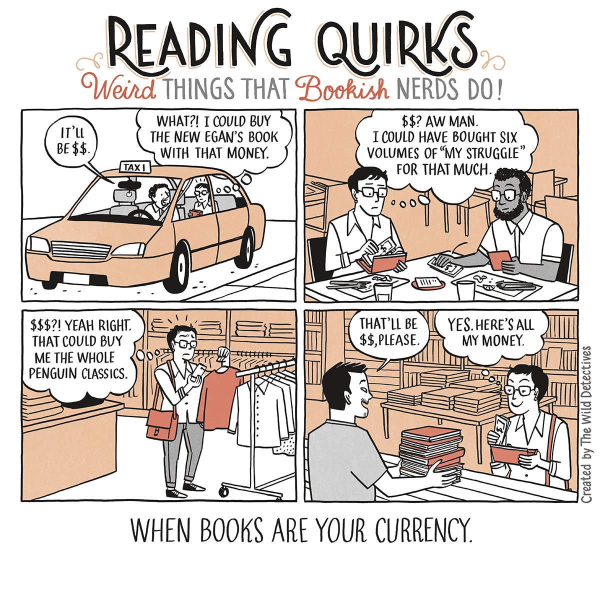 Reading Quirks #57
