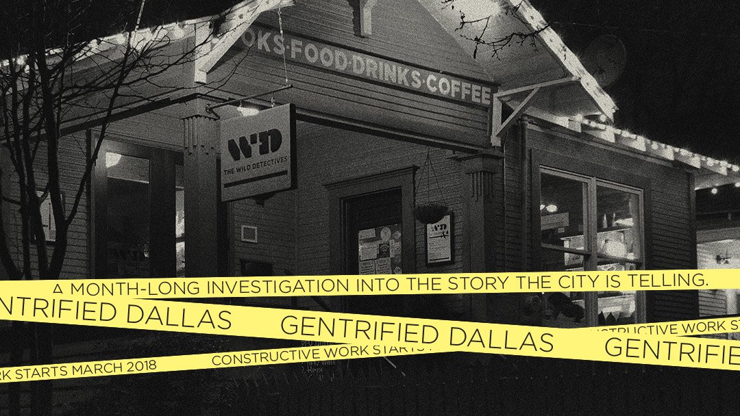 Gentrified Dallas