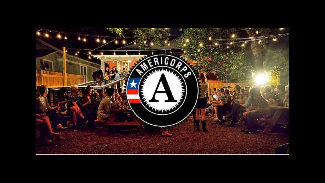 Americorps at The WD