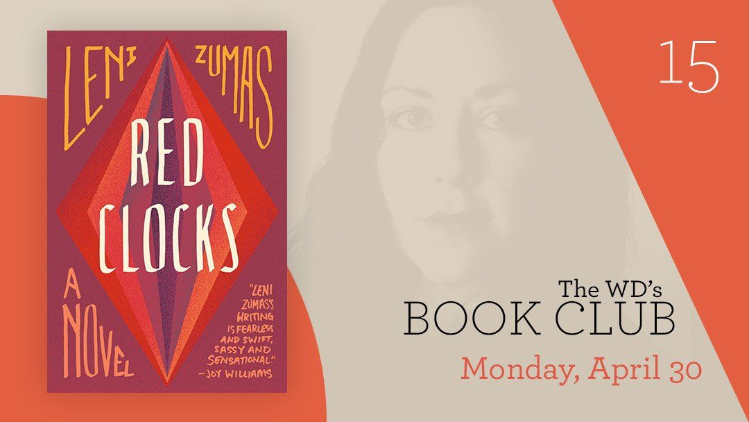 The WD Book Club – Red Clocks