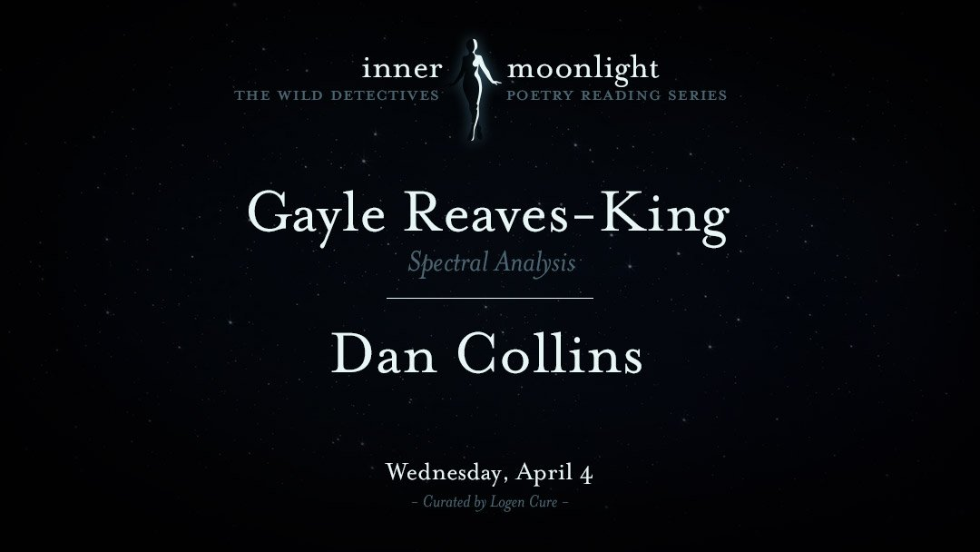Inner Moonlight: Gayle reaves-King & Dan Collins