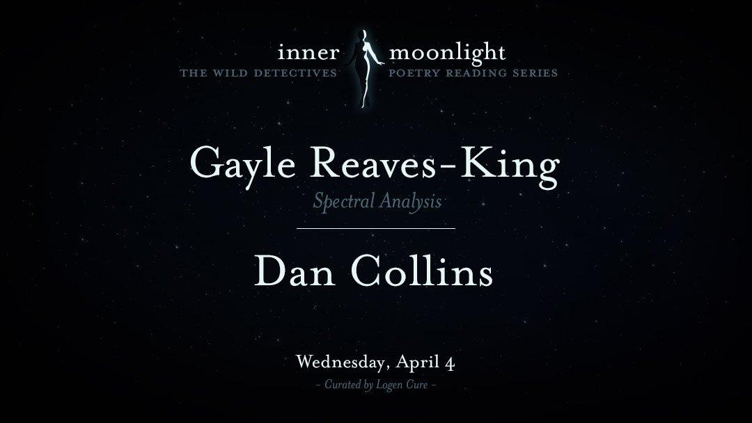 Inner Moonlight: Gayle reaves-King & Dan Collins