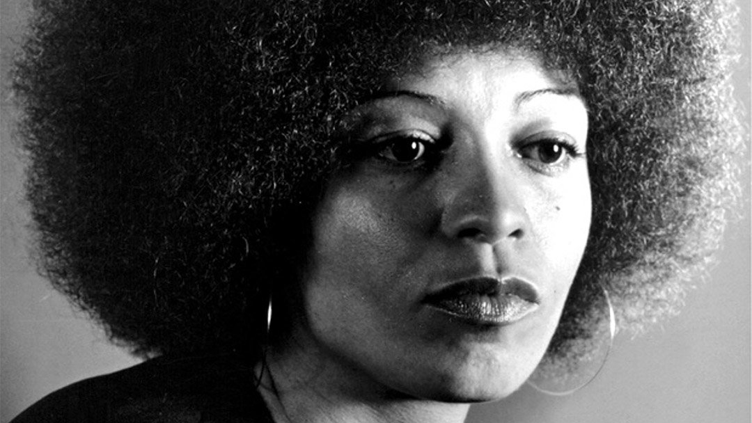 Angela Davis Plays the Masters